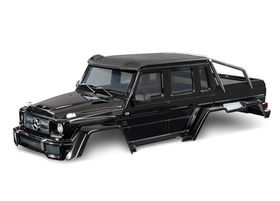 Traxxas Mercedes G63 Body - Painted
