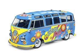 Tamiya 1/10 Volkswagen Type 2 (T1) Flower Power (M-05) Kit