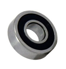 EuroRC Rubber Sealed 5x13x4mm 695-2RS bearing (10)