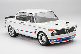 HPI-Racing Bmw 2002 Turbo Body (WB225mm)