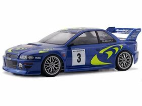 HPI-Racing Subaru Impreza WRC '98 Clear Body (190mm)
