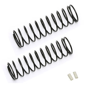Team Associated 12mm Rear Spring White 2.10 lb (2)