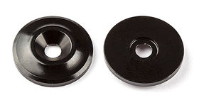 Associated FT Aluminum Wing Buttons