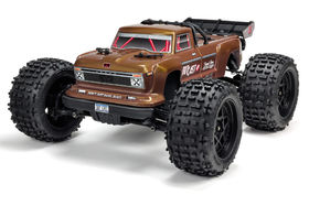 Arrma Outcast 4X4 BLX 4S 1:10 RTR W/o Battery & Charger
