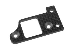 Team Corally Transponder Plate SSX-8X 3K Carbon (1)