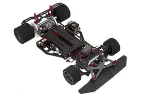 Team Corally SSX-8X Car Kit Chassis kit