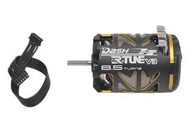 Dash R-Tune V3 (Modified type) 540 Sensored Brushless Motor 8.5T