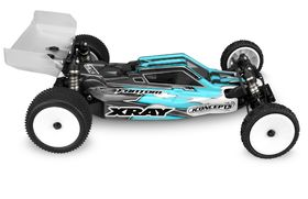 JConcepts F2 - XRAY XB2 Body - Clear