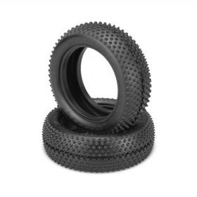 JConcepts Pin Downs - Carper And Astro Tires - 4wd Front (2)