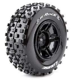 LOUISE Tire & Wheel SC-ROCK 2WD Front - 12mm Hex(2)