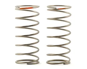 Racing Performer Offroad Ultra Rear Spring (Medium/Orange·2pcs) for Carpet/Astro