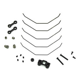 Tekno RC Complete Sway Bar Set - Front - EB410