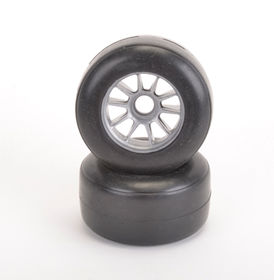 Shimizu F1 Front Tyre - Pre-Glued - (2)