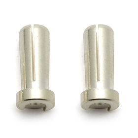 Reedy Low-Profile Bullet Connector, 5x14mm (2)