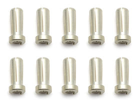 Reedy Low-Profile Bullet Connector, 5mm x 14mm (10)