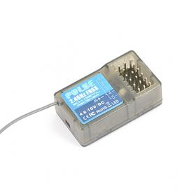 Etronix Pulse FHSS 2.4GHz Receiver For EX6G (ET1132) Radio