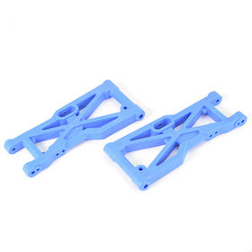 FTX Carnage/Outlaw Front Lower Suspension Arm Blue (2)