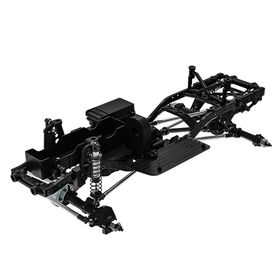 Gmade - 1/10 GS02 TA Pro Chassis - KIT