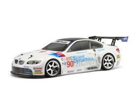 HPI-Racing BMW M3 GT2 (E92) Clear Body (200mm)