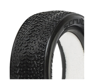 "Pro-Line Scrubs 2.2"" 4WD M3 (Soft) Buggy Front Tires (2)"