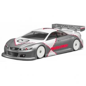 Protoform Mazda Speed 6 190mm Pro-Lite Weight Clear Body