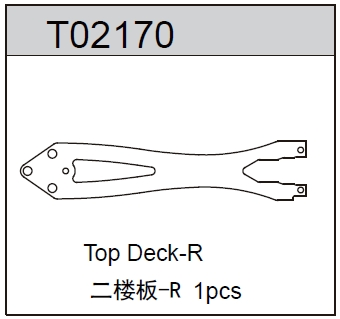 TeamC Top Deck - Rear -TM2