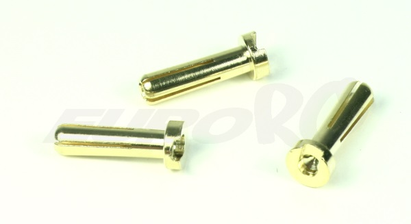 EuroRC 4mm Bullet Connector (4)
