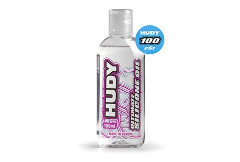 HUDY Ultimate Silicone Oil 100ml - 100 cSt