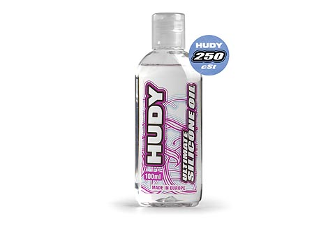 HUDY Ultimate Silicone Oil 100ml - 250 cst