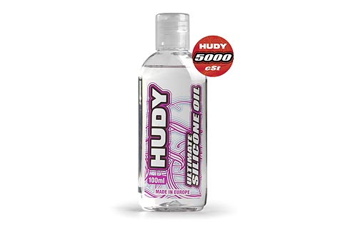 HUDY Ultimate Silicone Oil 100ml - 5000cst