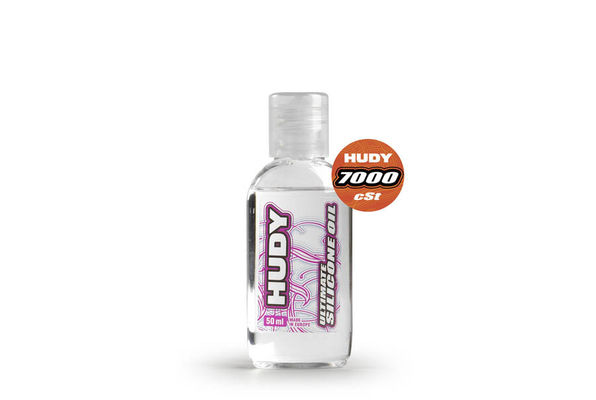 HUDY Ultimate Silicone Oil 7000 cSt - 50ml