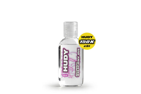HUDY Ultimate Silicone Oil 150k cSt - 50ml