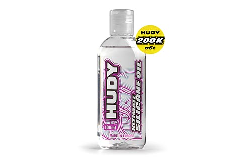 HUDY Ultimate Silicone Oil 100ml - 200 000cst