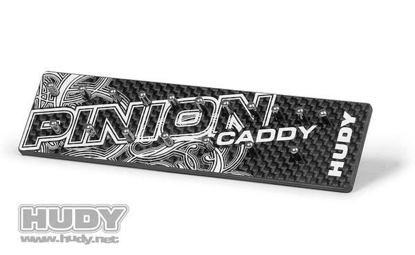 Hudy Graphite Pinion Caddy