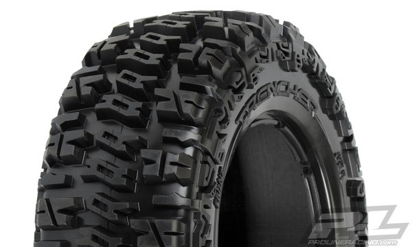 Pro-Line Trencher Off-Road Front Tires (Without inserts) (2)