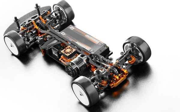 Xray 1:10 T4 -19 Luxyrous 4wd Electric Touring Car Kit