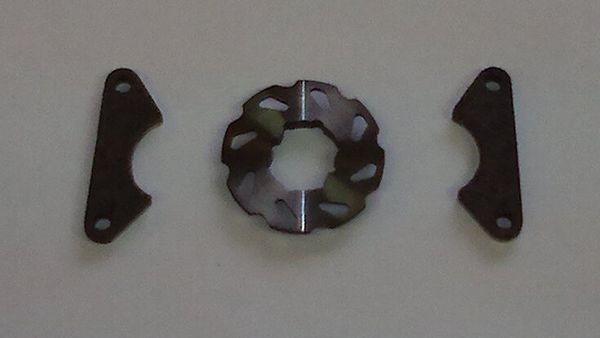 TeamC Brake Disc For 1/8