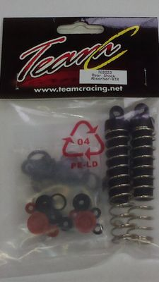 TeamC Rear Shock Absorber - RTR
