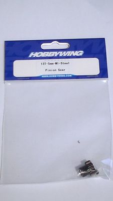 Hobbywing 13T for 1/8