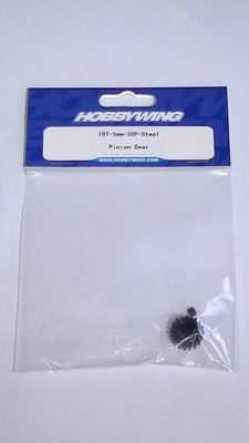 Hobbywing 19T for 1/8