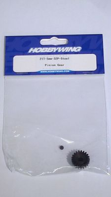 Hobbywing 21T for 1/8