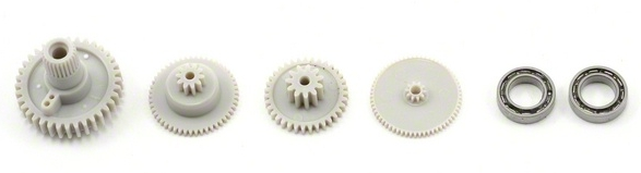 Traxxas Servo Gear Set