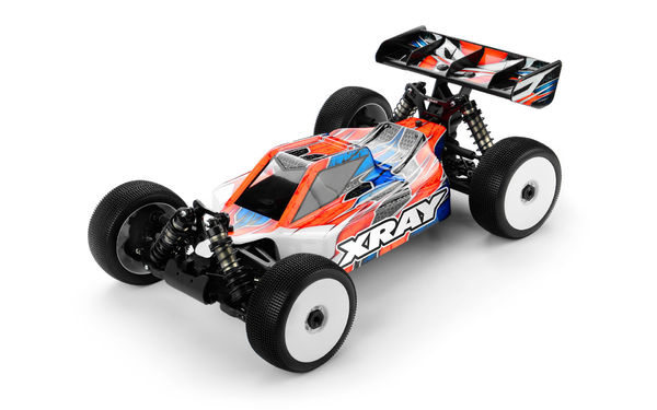 Xray XB8e 2019 Luxyrious Electric 1:8 Buggy - Kit