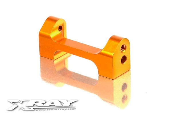 Xray Alu Lower Suspension 1-Piece Holder