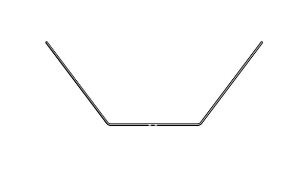 Xray T4 Anti-Roll Bar Front 1.2 mm