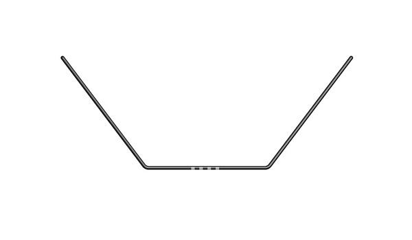 Xray T4 Anti-Roll Bar Front 1.5 mm