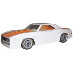 Parma PSE 1:10 Chevy Camaro '69 200mm