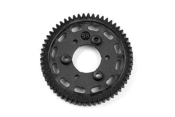 Xray Composite 2-Speed Gear 58T (1St)