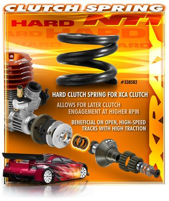 Xray Clutch Spring - Hard --- Replaced With #348541
