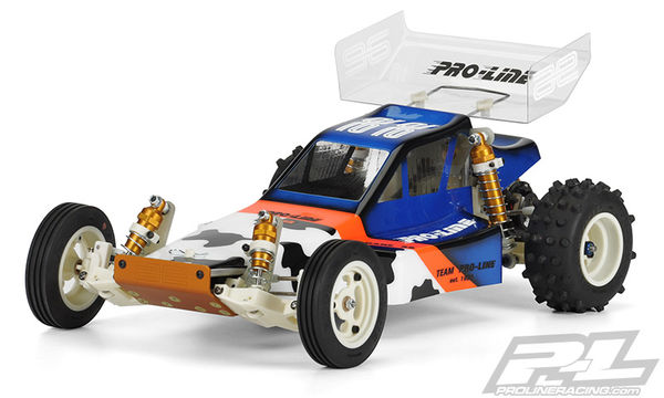 Pro-Line Mirage SS Limited Edition Clear Body For RC10